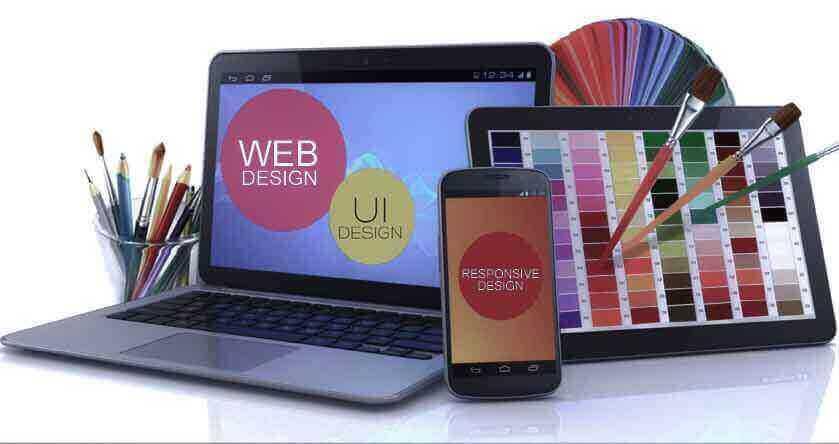 Направления веб-дизанка