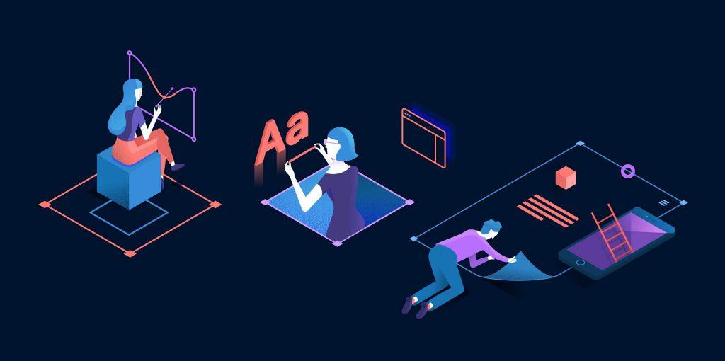 Создание дизайна для сайта компании
