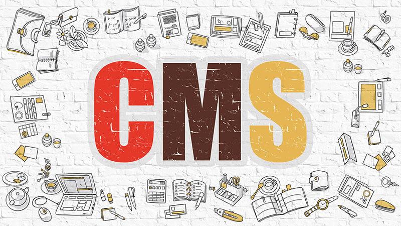 CMS для создания сайта