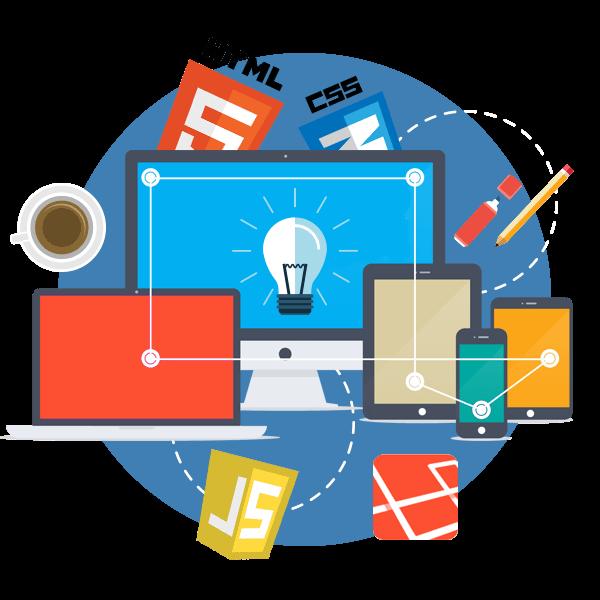 Что такое верстка сайта? Как работает сайт? Что такое HTML\CSS\Javascript