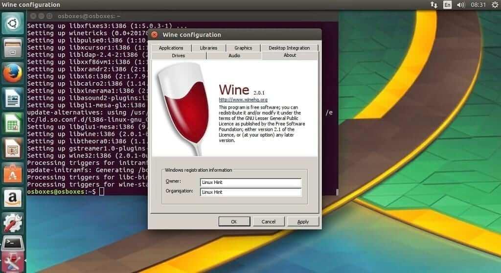 Wine. Вино – не эмулятор, или как научить ваш Linuх понимать Windows