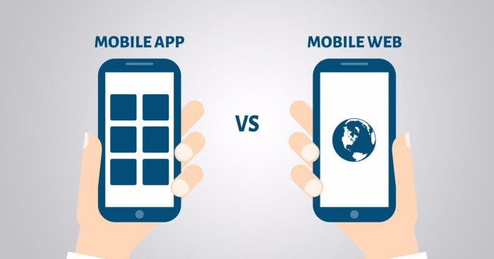 Чем приложение отличается от мобильного сайта